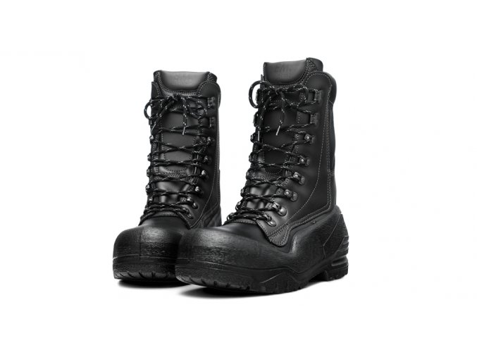 Husqvarna kožené boty s protipořezovou ochranou 20 m/s