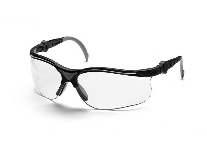 Husqvarna ochranné brýle Clear X (čiré)