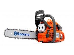 Husqvarna 450 e-series  + olej ZDARMA