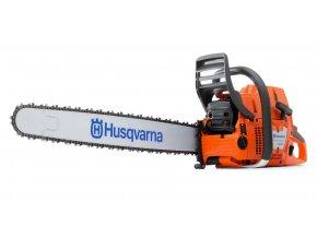 Husqvarna 390 XP  + olej ZDARMA