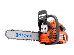 Husqvarna 445 e-series  + olej ZDARMA